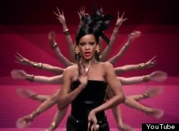 Rihanna and Coldplay release new 'Princess of China' teaser.