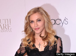 Madonna's world tour has been delayed slightly