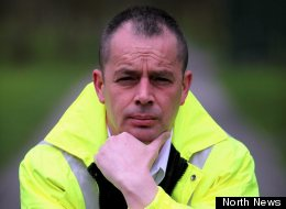 Ambulance driver Andy Thomson was fined for speeding