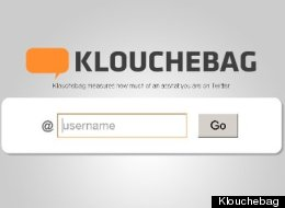 A new site called Klouchebag measures your social media influence in a different way.