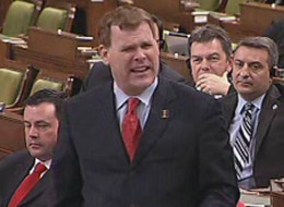 On Friday, Foreign Affairs Minister John Baird became the second prominent Tory to reference Hitler during debate with the NDP on Canada's withdrawal from Afghanistan.