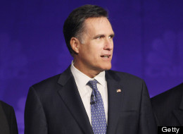 Now that he's the presumptive Republican presidential nominee, Mitt Romney is shifting away from