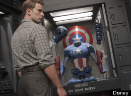 'Marvel's The Avengers': Symbolic of America?
