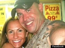 Yvonne Baldelli, seen here with Brian Brimager in a Facebook photo. Panama police are eyeing Brimager in her disappearance.