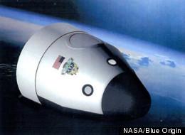NASA/Blue Origin
