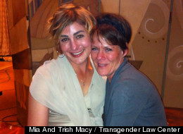 Mia And Trish Macy / Transgender Law Center