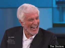 Dick Van Dyke discusses his strategies for living long and aging well on 'The Doctors.'