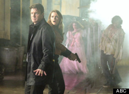 Castle & Beckett tackle zombies in