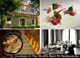 Courtesy of The World's Best 50 Restaurants