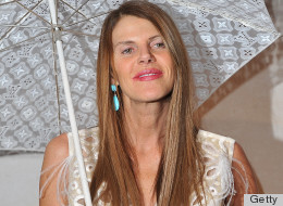 Anna Dello Russo claims to wear Abercrombie & Fitch tracksuits