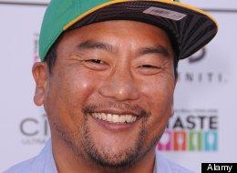 Chef Roy Choi of Kogi truck fame.