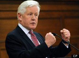 Party President Mike Crawley says prospective candidates are concerned about whether they can be competitive in a Liberal leadership race. Interim Leader Bob Rae is considered the front-runner. (CP)