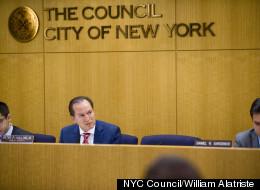 NYC Council/William Alatriste