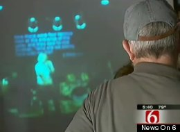 An Oklahoma church is now reaching a wider community by streaming live video of their services to a local bar.