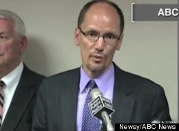 Thomas E. Perez, an assistant attorney general, announced the Justice Department's investigation into Montana's rape cases on Tuesday.