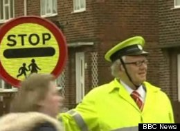 Lollipop man Bruce Berry is on his 12th degree