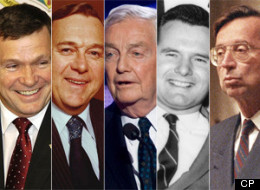 Policy Options magazine asked 30 historians, political scientists, economists, journalists and policy advisers from across Canada to pick their top five choices for best provincial premier since 1972. (CP)
