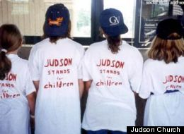 Children At Judson Memorial Church Stand Up For ALL Kids
