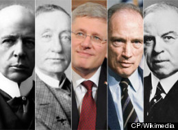 Vote on who you think has been Canada's best prime minister. (CP/<a href=