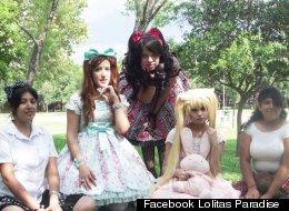 Facebook Lolitas Paradise