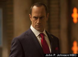 Fans get a first look at Christopher Meloni on
