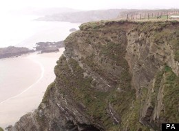 Coastguards have issued warnings about the danger of walking along Cornwall's cliffs