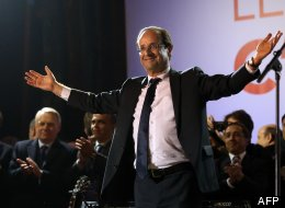 Francois Hollande defeated Nicolas Sarkozy