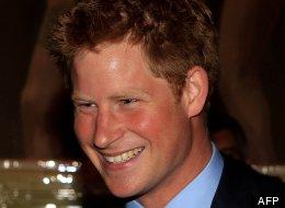Le Prince Harry le 13 juillet 2010 à Londres
