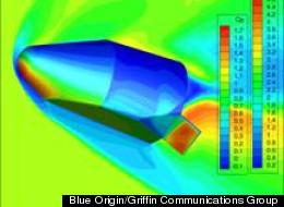 Blue Origin/Griffin Communications Group