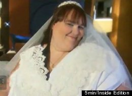 Susanne Eman of Casa Grande, Arizona, is getting married this summer in a wedding dress that will fit around her 107-and-a-half inch waistline.