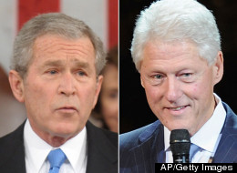 Taxpayers are giving millions of dollars a year that pay for some of the expenses of the country's four living ex-presidents, including George W. Bush and Bill Clinton.