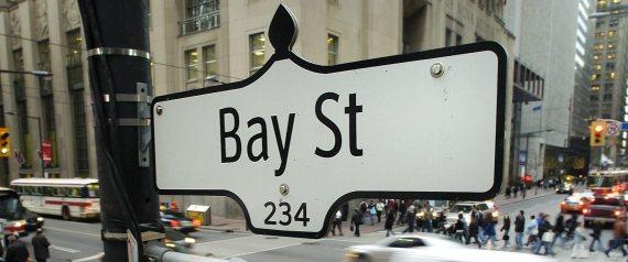 TSX TORONTO STOCK EXCHANGE PLUMMETS DOWN DROPS