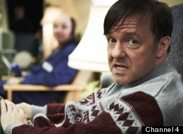 Ricky Gervais writes and stars in 'Derek'