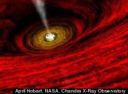 April Hobart, NASA, Chandra X-Ray Observatory