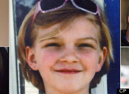 Eight-year-old girl Tori Stafford was murdered in May 2009.