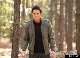 Tyler, played by Michael Trevino, on