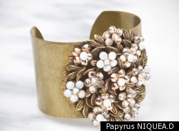 What's your favourite piece from Papyrus' new jewelry line NIQUEA.D?