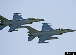 File photo of two jets.