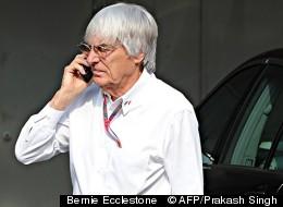 Bernie Ecclestone   © AFP/Prakash Singh