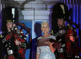 Dame Helen Mirren reads for the Queen