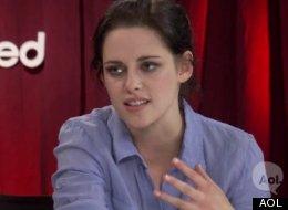 Kristen Stewart talks Snow White and The Huntsman