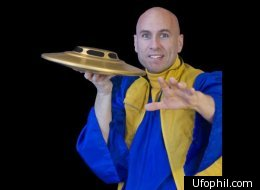 UFO Phil said he is working on a new TV show that is sure to be a hit with out-of-this-world viewers.