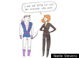 Noelle Stevens
