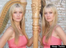 The Harp Twins'