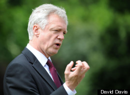 David Davis has called for the insulting language law to be scrapped