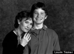 David and Lynn Finley before David became addicted to heroin