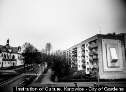 Institution of Culture, Katowice - City of Gardens