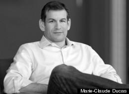 Jeff Rosenblum parle de «The Naked Brand» à la conférence Webcom Montréal.