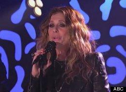 Rita Wilson performed