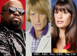 NBC, ABC, Fox, CBS, The CW